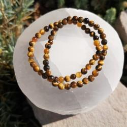 bracelet enfant pierre oeil de tigre