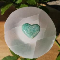 Coeur amazonite 2