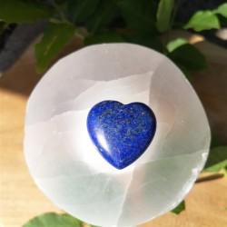 Coeur lapis lazuli 4