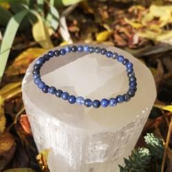 Bracelet sodalite 4mm