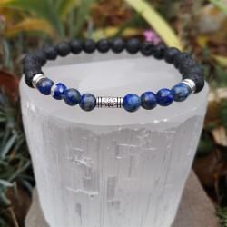 bracelet lapis lazuli