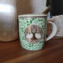 mug arbre de vie