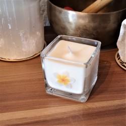 Bougies parfumée à la cire de colza au nag champa