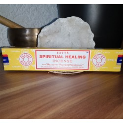 encens spiritual healing
