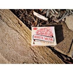 encens musc blanc