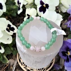 bracelet lithothérapie angoisse