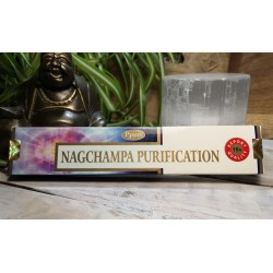 encens nagchampa purification ppure