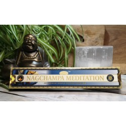encens nagchampa méditation ppure